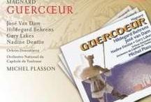 My favorite opera recordings (CDs)