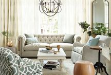 Living Rooms / Living Rooms // Living Spaces // Family Rooms // Home Decor