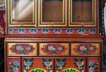 Буддистский алтарь