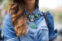Statement Sized / Statement sized jewellery. / by Megan Alyssa Correia