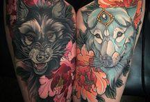 Tattoo / Tattoo Art