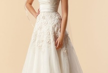 I have a thing for wedding dresses / by Maisie Wingerter