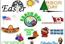 Monthly Holiday Clip Art / Monthly Holiday Clip Art. EXPLORE this beautiful collection of Monthly Holiday Clip Art images. They have been professionally designed with the end user in mind.