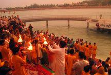 Spiritual India / Spiritual destinations in India, spirituality and religion, spiritual tourism.