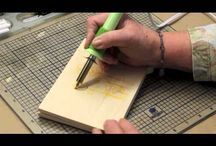 Pyrography / The art of Wood Burning / by Sandy Tipton