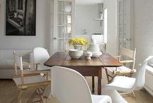 Comedor / Un catálogo de espacios posibles para la zona de comedor  Minteirorismo Design (Miriam Castro - Diseñadora de interiores)