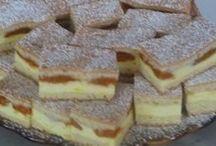 Tvarohové  koláče