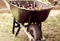 Wedding Wheelbarrow