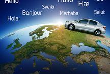 Dacia în 42 de țări