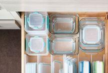 Organization + Storage
