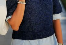 how to: style crop sweaters