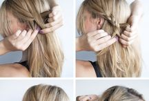 Super easy hairstyles!