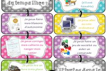Classroom - French / by Jillian Brittney
