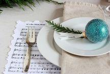 Set the Table / by Abbey Tillman