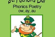St. Patrick's Day / by Holly Penix
