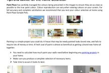 Tips and advice for the home decorator