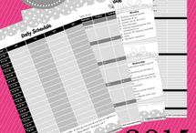 Kalendarze/plannery