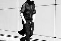 Boy of Black Fashion / #julius7 #juliu_ma #Julius_7 #blackfashion #avangarde