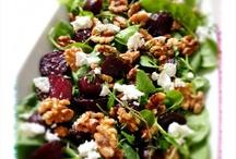 Fresh in the kitchen / Salads