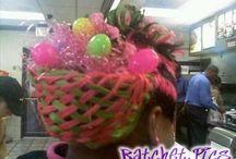Amazing ghetto weave