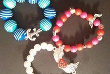Bracelets / My DIY bracelets :)