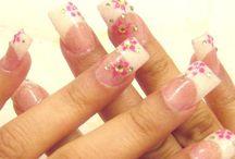nails / by chryl lizana