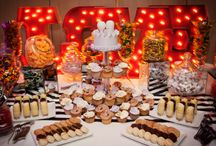 Sweets-Dessert & Cake Tables / Wedding cakes and desserts