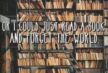Kirjojen maailmasta