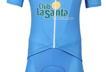 Custom cycling teams