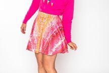 Fashion / La vie en rose!