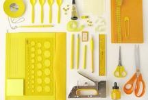 Yellow / Keep it bright - keep it yellow