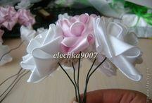 kytice z mašlí