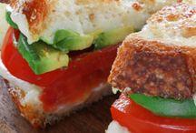 Grillede Sandwich