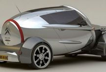 Citroën retro concepts