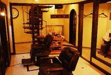 Japanese Barbershop