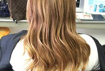 Hair Color and Styles / Hair done by Taurique Behardien