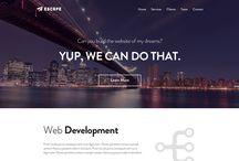 Web Design - Landing Pages