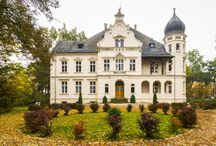 Ziemiełowice - Pałac / Pałac w Ziemiełowicach pochodzi z końca XIX wieku. Wybudowany został przez Rudolfa von Methner. Obecnie własność prywatna.