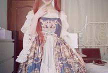 lolita fashion❤