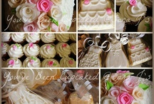 Bridal & Baby Showers / by You've Been Cupcaked