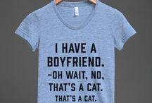 life on a shirt