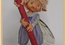 Эльфы, куклы