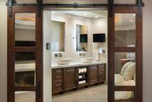 Kitchen big door