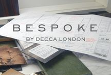 BESPOKE BY DECCA / 'Bespoke by Decca' is a new exciting project set to make its debut at London Design Festival 2016!