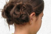 Hairstyles for Recitals