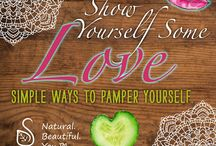 Loving for Yourself / by Senica - Skin Care Products
