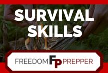 Survival Skills / Learn these How to's and survival skills before the SHTF and its time to bug out.