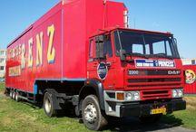 DAF Trucks circuswagens