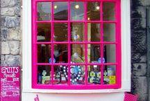 Cafe's & Storefronts / winkelgevels
