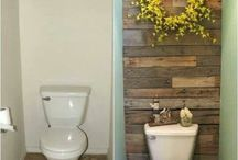 Powder room / by Shanna Liberman
